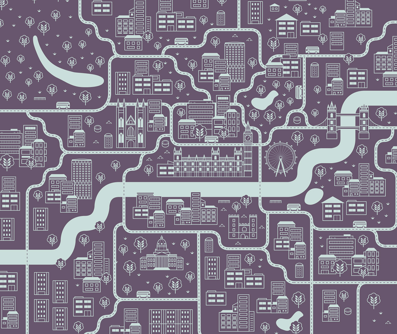 London-Citymap