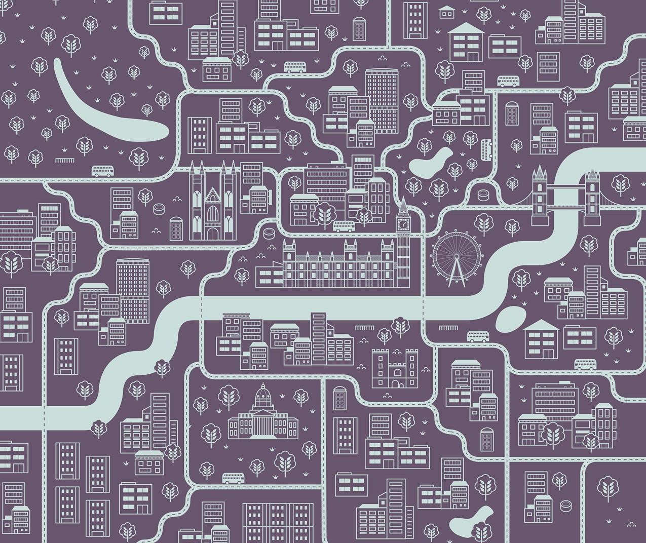 London-Citymap