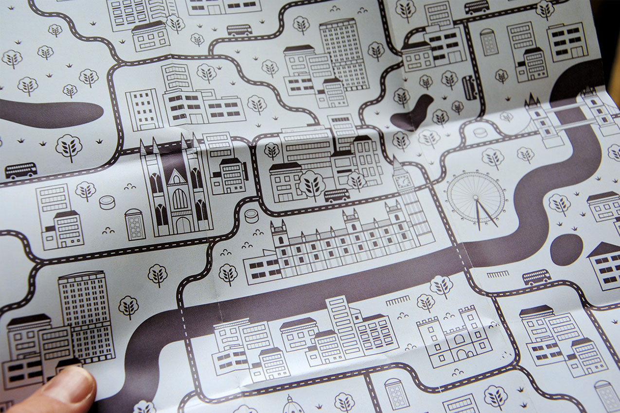 London Citymap